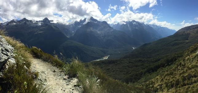 Routeburn Track, NZ