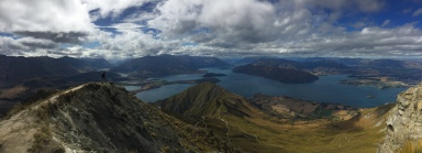 Roy's Peak, Wanaka, NZ