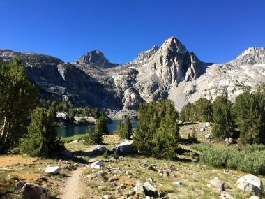 Rae Lakes, King's Canyon National Park