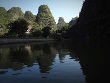 Trang An UNESCO site, Vietnam